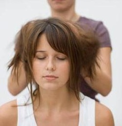 Head Massage - Relief Plus