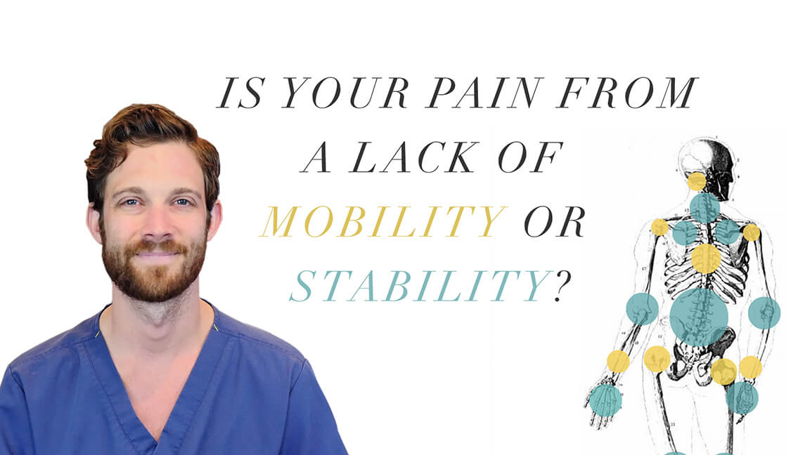 Is Your Issue Due to a Mobility or Stability Issue?