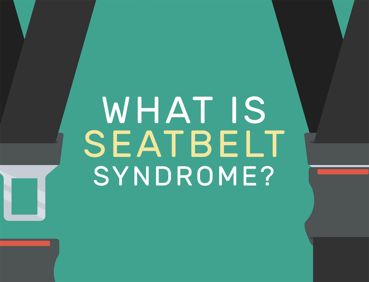 Seatbelt Syndrome: Why You Should Use A Booster Seat!
